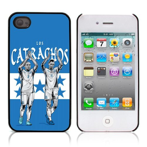 "Sale alerts for Unbranded Honduras ""Los Catrachos"" Hondurian Flag Soccer World Cup Football Team Hard Case Cover for Apple iPhone 4 & 4S - Covvet"