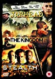 Jarhead/The Kingdom/Stealth [DVD]