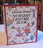 Quentin Blake's Nursery Rhyme Book (0060205334) by Blake, Quentin