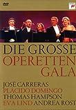 echange, troc Domingo/Carreras/Hampson/Lind/Rost Die grosse Operettengala [Import allemand]