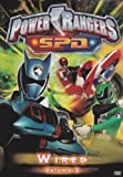 Power Rangers S.P.D., Vol. 3: Wired [DVD] [2005] [Region 1] [US Import] [NTSC]