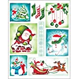 Penny Black Christmas Sticker Sheet 7