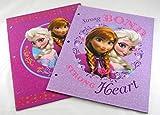 2 Pk, Disney Frozen 2 Pocket Portfolio Folder