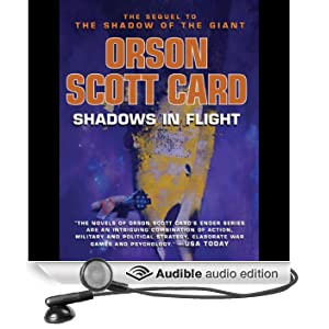Shadows in Flight (Unabridged)