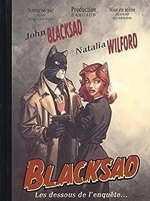 Blacksad, les dessous de l'enquête (HS) par Canales