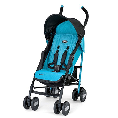 Best Prices! Chicco Echo Stroller, Turquoise