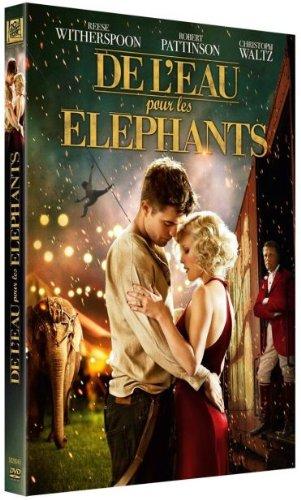 De l'eau pour les éléphants = Water for elephants / Francis Lawrence, Réal.   Lawrence, Francis. Monteur