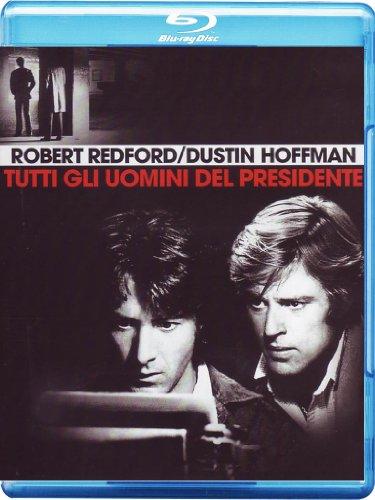 Tutti gli uomini del presidente [Blu-ray] [IT Import]