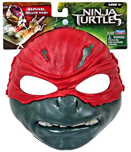 Teenage Mutant Ninja Turtles TMNT 2014 Deluxe Mask Raphael