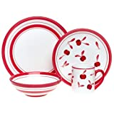 Dansk Earthenware 4-Piece Dinnerware Place Setting