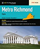 Richmond VA Metro Atlas (Adc the Map People) (0841671060) by ADC The Map People