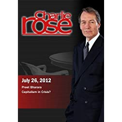 Charlie Rose - Preet Bharara / Capitalism in Crisis?(July 26, 2012)