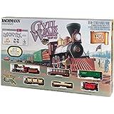 Bachmann Trains Set 00709 Atlanta West Point American Civil War Ready To Run Train Set
