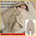 Baby Swaddle Blanket Wrap With Hood 0...