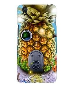 FurnishFantasy Designer Back Case Cover for OnePlus X