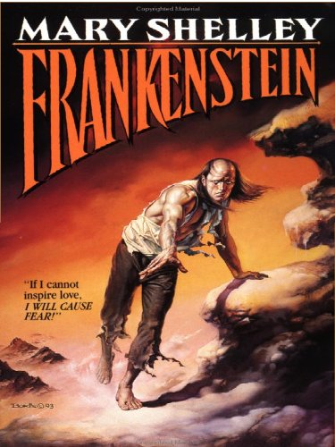 Mary Shelley - Frankenstein (Annotated) (English Edition)