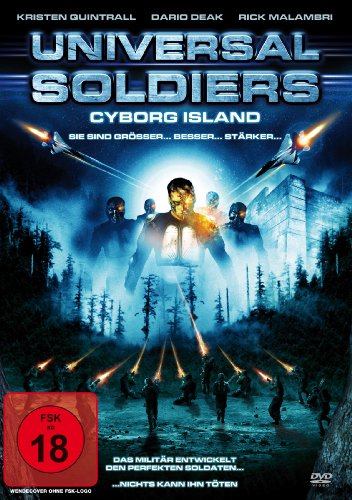 Universal Soldiers Cyborg Islands