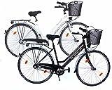 Citybike 28' Zoll Alu 3-Gang Nabenschaltung STVZO Nabendynamo Rücktritt RH 48 cm
