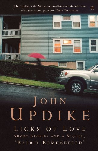 an analysis of the sporting events in john updikes short stories and novels