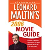 Leonard Maltin's Movie and Video Guide 2006 (Leonard Maltin's Movie Guide)by Leonard Maltin