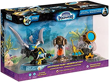 Skylanders Imaginators - Adventure Pack - Air Strike, Earth and Observatory (Xbox One/PS4/PS3/Xbox 360/Nintendo Wii U)
