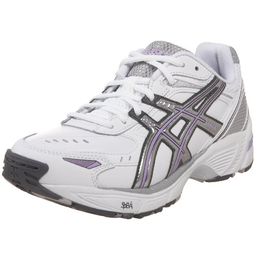 ASICS Women's GEL-160TR Training Shoe,White/Lightning/Lavendar,8 M