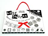 Helen Dorman Baby Shapes 4 Books and Mobile Set