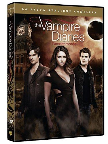 the vampire diaries - season 06 (5 dvd) box set DVD Italian Import