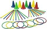Italveneta Didattica 097 - Kit de deportes, pequeño, para actividades físicas