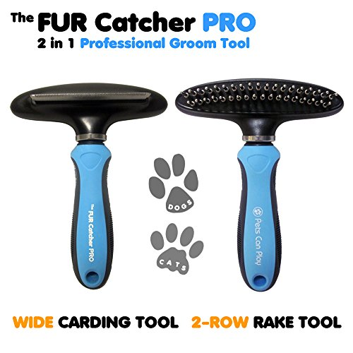 2 In 1 Grooming Dog Brushes For Shedding Animals Pet
