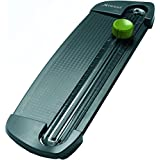 Rexel SmartCut A100 Trimmer A4 Charcoal with 5 Sheet Capacity and Handy Grid Linesby Rexel