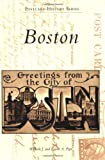 img - for Boston (Postcard History) book / textbook / text book