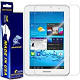 ArmorSuit MilitaryShield - Samsung Galaxy Tab 2 7.0 Screen Protector Shield + Lifetime Replacements