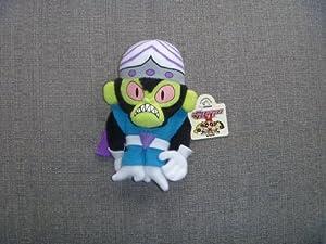 Amazon Com Powerpuff Girls Mojo Jojo 6 Quot Plush Doll Toys