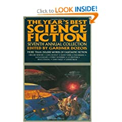 The Year's Best Science Fiction : Seventh Annual Collection by Gardner R. Dozois