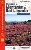 echange, troc FFRandonnée - Tours dan la Montagne Haut-Languedoc