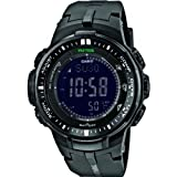 Watch Casio Pro Trek Prw-3000-1aer Men´s Black