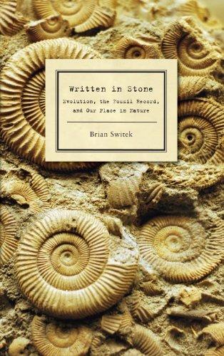 Brian Switek - Written in Stone