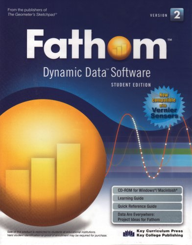 Fathom Dynamic Data Software: Version 2 [Student Edition]