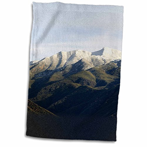3dRose Henrik Lehnerer Designs - Nature - Landscape shot of the Ojai valley with snow on the mountains. - 12x18 Towel (twl_216188_1) (Ojai Hotels compare prices)