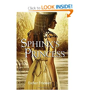 Sphinx's Princess (Princesses of Myth)