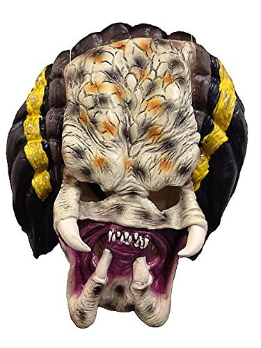 Rubie's Costume Co 3/4 Predator Mask Adult Costume