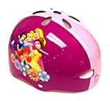 Disney Princess Hardshell Bicycle Helmet and Protective Pad Value Pack (Child)