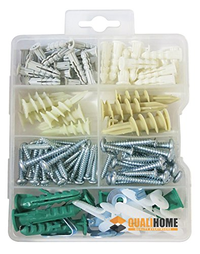 qualihome-drywall-and-hollow-wall-anchor-assortment-kit-anchors-screws-wall-anchor-hooks-and-hollow-