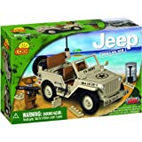 COBI Small Army Jeep Willy's Desert Historical Replica