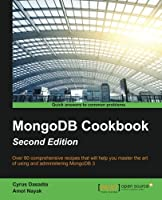 MongoDB Cookbook, 2nd Edition Front Cover