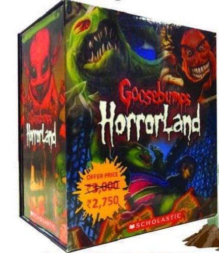 Goosebumps Horroland (Set of 20 Books)