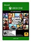 Grand Theft Auto V - Xbox One Digital...