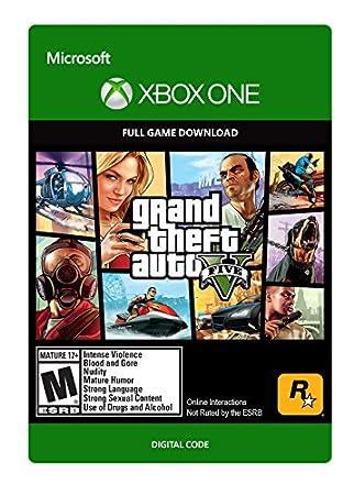 Grand Theft Auto V - Xbox One [Digital Code]