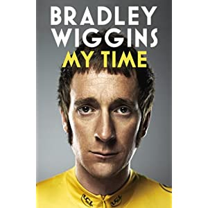 Bradley Wiggins - My Time - WH Smith